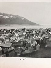 G2-1 Ephemera Undated Norway Norge  Tromso