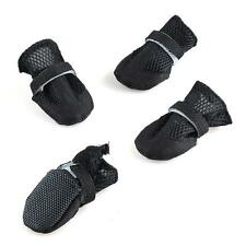 Professional Soft Mesh Shoes Booties Set of 4 Sport for Small Dog