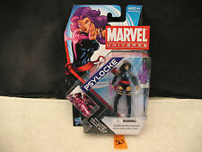 "Marvel Universe PSYLOCKE 3.75"" Action Figure 005 Series 4 New 2011 HASBRO"
