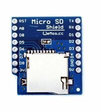 WeMos D1 mini Micro SD Shield TF Card Shield for WeMos D1 mini