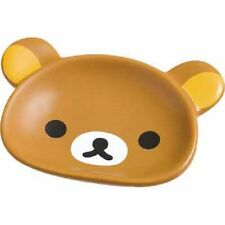 Authentic Japan San-X Rilakkuma Face  Diecut Tray /Chopstick Rest / Sauce Dish