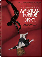 American Horror Story: The Complete First Season [3 Dis (2012, DVD New) Season 1
