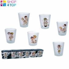 KAMA SUTRA SHOT GLASSESS CUP GLASS SEXY ADULT NOVELTY GAG FUNNY GIFTS SET OF 6