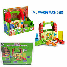 Leap Frog - Scout's Build & Discover Tool Box Set ** PURCHASE TODAY **