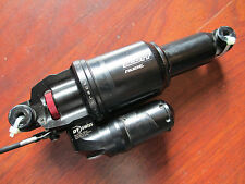 SCOTT NUDE TRACTION CONTROLL DT SWISS 160MM ADJUSTABLE REAR SHOCK WITH REMOTE