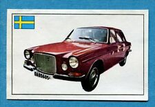 STORIA DELL'AUTOMOBILE Panini Figurina-Sticker n. 184 - VOLVO 164 -Rec