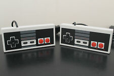 2 x Nintendo NES Controllers New! 3rd Party - Canadian Seller - Free Shipping