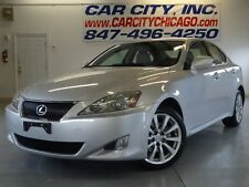 Lexus: IS Base Sedan 4-Door