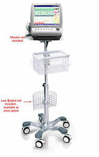 Rolling stand for Edan Cadence F6 F9 fetal monitor  new (big wheel)