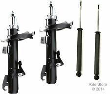 Full Set 4 DTA Struts Shocks Lifetime Warranty Free Shipping VolvoV50 S40 C30