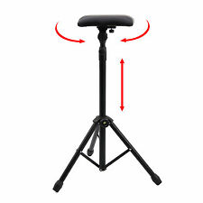 Adjustable Stand Tattoo Arm Leg Rest Studio Chair Bed Portable Supply Stool Kit