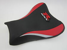 S40 Suzuki GSXR 1000 K7-K8 Seat cover upgrade Red/Black- FRONT