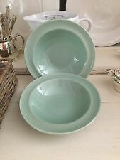 WOODS WARE - BERYL - TWO BOWLS - England