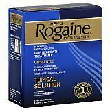 Rogaine Extra Strength 5 % Minoxidil 3 Month Supply. NEW. FREE SHIP.