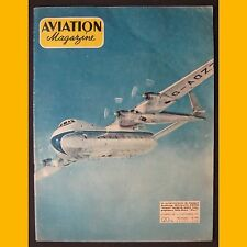 AVIATION MAGAZINE N° 183 cargo Armstrong Whitworth AW-650 1959