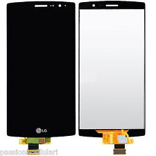 DISPLAY LCD + TOUCH SCREEN per LG G4 H815 VETRO SCHERMO NERO