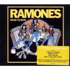 RAMONES - ROAD TO RUIN (EXPANDED & REMASTERED) CD NEU