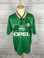 Mens Republic of Ireland Home Shirt - XL - 1994 - Adidas - Great Condition