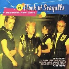 Flock of Seagulls Essential New Wave CD