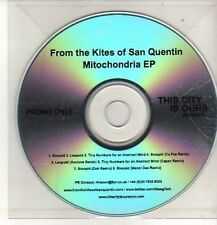 (CO318) From The Kites Of San Quentin, Mitochondria EP - DJ CD