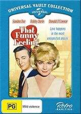 That Funny Feeling (Universal Vault Collection) NEW R4 DVD