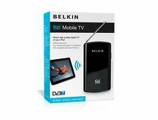 Iphone ipad ipod touch mac belkin tizi mobile tv en direct montre dvb-t/tnt camping
