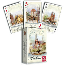 Playing Cards Kraków Poland Poker Bridge Rummy