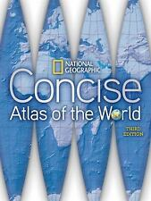 National Geographic Concise Atlas of the World, Third Edition-ExLibrary