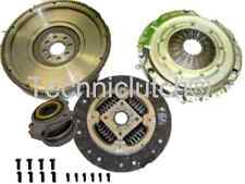 KIT DE DOBLE A SIMPLE MASIVO VOLANTE Y EMBRAGUE CON CSC PARA OPEL MERIVA 1.7CDTI 1.7