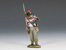 King & Country - Napoleonic French Line Infantry Grenadier Standing Ready NA246