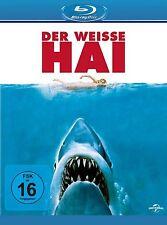 Der weisse Hai - Steven Spielberg Roy Scheider # Blu-ray Disc - OVP - NEU