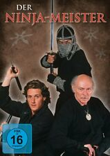 THE MASTER : COMPLETE TV SERIES (1984 Lee Van Cleef) -  DVD - PAL Region 2 - New