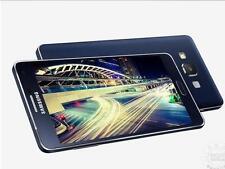 """New Samsung Galaxy A7 Duos SM-A7000 Dual SIM 16GB 5.5"""" Black Unlocked Smartphone"""