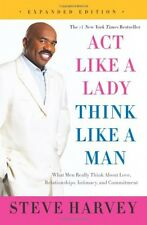 Act Like a Lady, Think Like a Man, Expanded Edition by Steve Harvey, Paperback
