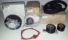 DEPHASER PULLEY & TIMING CAM BELT KIT & WATER PUMP RENAULT LAGUNA 2.0 16V TURBO