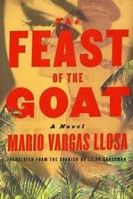 The Feast of the Goat: A Novel-ExLibrary
