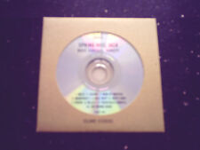 SPRING HEEL JACK - BUSY, CURIOUS, THIRSTY (ADVANCED LISTENING PROMO CD)