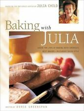 Baking with Julia: Savor the Joys of Baking with America's Best Bakers, Good Boo