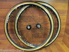 HED BELGIUM 700C TUBULAR SHIMANO 8 9 10 CHRIS KING WHEEL SET CHALLENGE GRIFRO 33