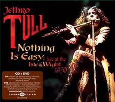 Nothing Is Easy: Live at the Isle of Wight 1970 by Jethro Tull (CD, Mar-2013,...