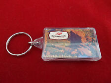 Red Rocks Park & Amphitheatre Morrison Colorado Compass Thermometer Key Chain