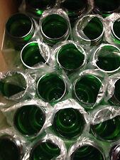 100 Bulk Pack 24 Ounce Green Water Bottles USA Made