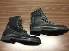 Addison Shoe Company Military Boots Steel Toe Made in the USA Size Size 9 1/2R