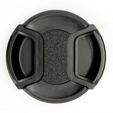 52mm Front Lens Cap Hood Cover Snap-on for Canon Sony Olympus Nikon Camera New