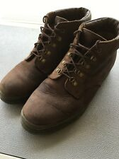 Bass Mens Size 11M Ankle Boots