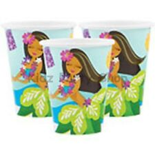 In the Shade Party - 18 Paper Cups 266ml  - Free Postage in UK