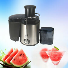 Professional Whole Fruit Power Juicer Vegetable Citrus Juice Extractor Maker
