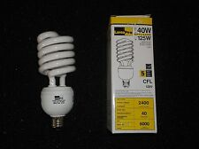 NEW Screw-In CFL, Non-Dimmable, 2700K, 40W (I22T)