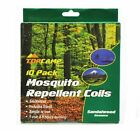 10 x NEW SMOKELESS MOSQUITO REPELLENT COILS OUTDOOR INSECT PEST FLY WASP KILLER