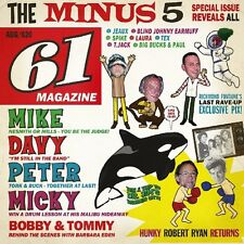 MINUS 5 - OF MONKEES AND MEN   VINYL LP NEU